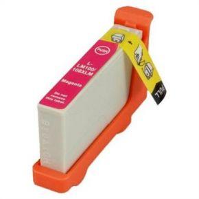 Cartouche d'encre Magenta Compatible Lexmark 100XL 105XL 108XL Haut Rendement