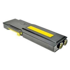 Cartouche Toner Laser Compatible XEROX 106R02746 Haut Rendement - Jaune