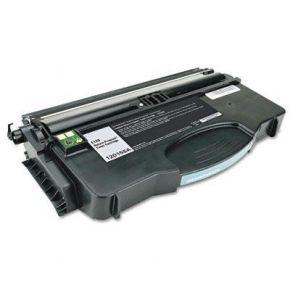 Cartouche Toner Laser Noir Compatible Lexmark 12015SA pour Imprimante Optra e120 Series