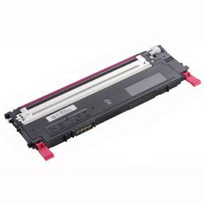Cartouche Toner Laser Magenta Compatible pour Imprimante 1230c, 1235c