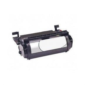 Cartouche Toner Laser Noir Compatible Lexmark 12A5845 Haut Rendement pour Imprimante Optra T610, T612, T614 & T616