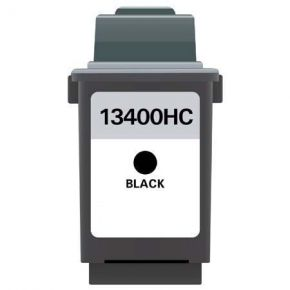Cartouche d'encre Noir Réusinée Lexmark 13400HC