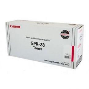 Cartouche Toner Laser OEM CANON GPR28 / 1658B004AA - Magenta