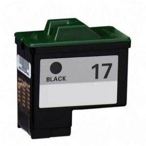 Cartouche d'encre Noir Réusinée Lexmark 10N0217 (#17)