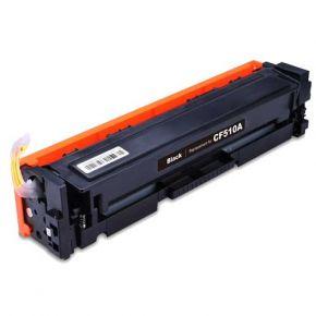 Cartouche Toner Laser Noir Réusinée Hewlett Packard CF510A (HP 204A)