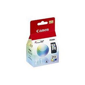 Cartouche d'encre Couleur d'origine OEM Canon CL211