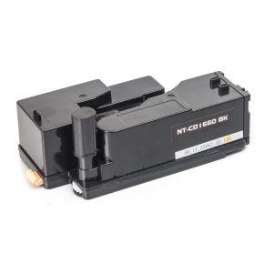 Cartouche Noir Compatible Toner Dell 4G9HP pour Imprimante Dell C1660w