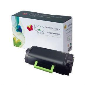 Cartouche Toner Laser LEXMARK Réusinée 52D0XA0 / 52D1X00 (520X) EXTRA Haut Rendement Noir