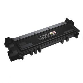 Cartouche Toner Laser Noir (593-BBKD) Compatible Haut Rendement pour Imprimante Dell E310/514dw/515dw