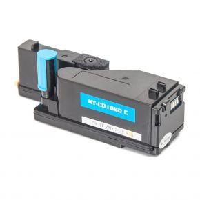 Cartouche Couleur Cyan Compatible Toner Dell 5R6J0 pour Imprimante Dell C1660w