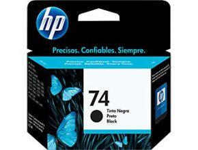 Cartouche d'encre Noir d'origine OEM Vivera Hewlett Packard CB335WN (HP 74)