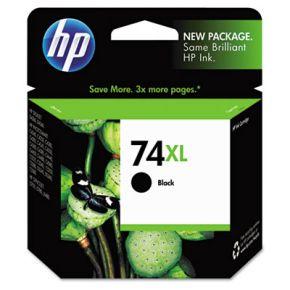Cartouche d'encre Noir d'origine OEM Vivera Hewlett Packard CB336WN (HP 74XL)