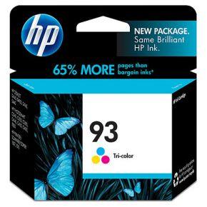 Cartouche d'encre Couleur d'origine OEM Vivera Hewlett Packard C9361WN (HP 93) Tricolore