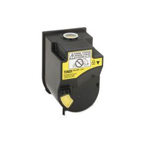 Cartouche Toner Laser Jaune Compatible Konica-Minolta 960847 pour Imprimante 8020 & 8031