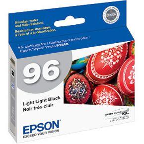 Cartouche d'encre Light Light Black d'origine OEM Epson T096920 (T0969)