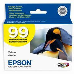 Cartouche d'encre Jaune d'origine OEM Epson T099420 (T0994)