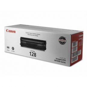 Cartouche Toner Laser Noir d'origine OEM Canon 128 (3500B001AA)
