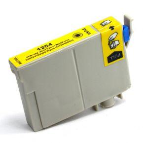 Cartouche d'encre Jaune Compatible Epson T125420 (T1254)