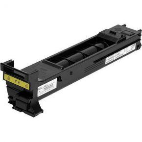 Cartouche Toner Laser Couleur Jaune Compatible Konica-Minolta A0DK232