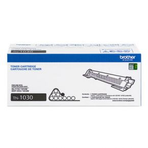 Cartouche Laser Toner Originale OEM BROTHER TN1030 - Noir