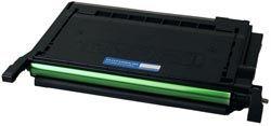 Cartouche Toner Laser Cyan pour Imprimante Samsung CLP-C600A
