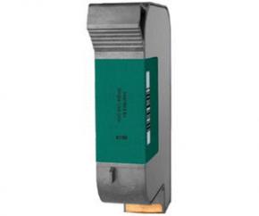 Cartouche d'encre Couleur Vert Réusinée Hewlett Packard IndusTricoloreal C6169A Spot