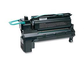 Cartouche Toner Laser réusinée  LEXMARK C792X1KG - Extra Haut Rendement Noir