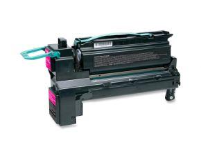 Cartouche Toner Laser réusinée  LEXMARK C792X1MG - Extra Haut Rendement Magenta