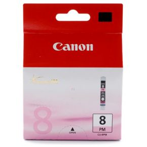 Cartouche d'encre Magenta Photo d'origine OEM Canon CLI8PM