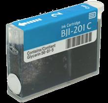 Cartouche Cyan Compatible Canon BJI201C