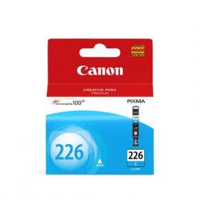 Cartouche d'encre Cyan d'origine OEM Canon 4547B001AA (CLI226)