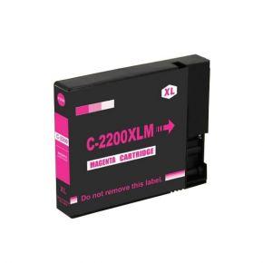 Cartouche d'encre Magenta Compatible Canon PGI-2200XL 9269B001 Haut Rendement