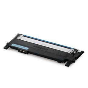 Cartouche Toner Laser Cyan pour Imprimante Samsung CLT-C406S