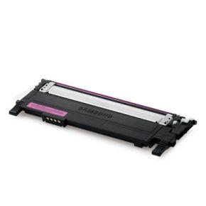 Cartouche Toner Laser Magenta pour Imprimante Samsung CLT-M404S