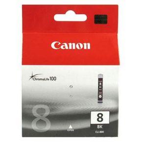 Cartouche d'encre Noir d'origine OEM Canon CLI8Bk