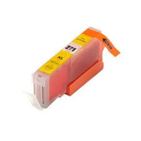 Cartouche d'encre Yellow Compatible Canon CLI271XL Haut Rendement