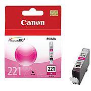 Cartouche d'encre Magenta d'origine OEM Canon 2948B001 (CLI-221)