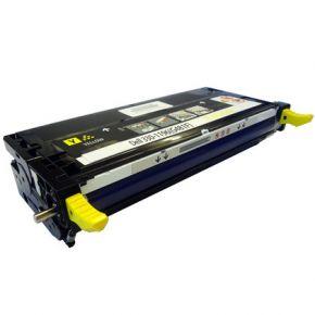 Cartouche Toner Laser Jaune Compatible Haut Rendement pour Imprimante 3130cn