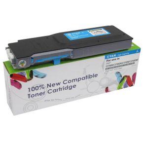 Cartouche Toner Laser Compatible DELL 331-8432 pour imprimantes C3760 / C3765 Extra Haut Rendement - Cyan