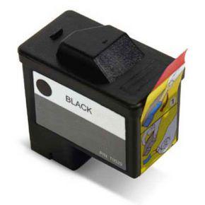 Cartouche d'encre Noir Réusinée pour Imprimante Dell T0529