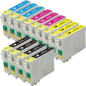 Ensemble de 13 cartouches compatibles Epson 88