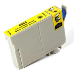 Cartouche d'encre Jaune Compatible Réusinée Epson T099420 (T0994) pour Imprimante Artisan 700, 800
