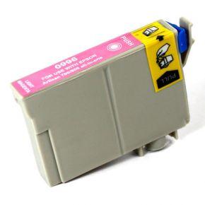 Cartouche d'encre Light Magenta Compatible Réusinée Epson T099620 (T0996) pour Imprimante Artisan 700, 800