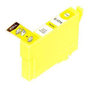 Cartouche Encre Compatible  EPSON T127420 (T1274) - Jaune Extra Haut Rendement