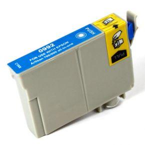Cartouche d'encre Cyan Compatible Réusinée Epson T099220 (T0992) pour Imprimante Artisan 700, 800