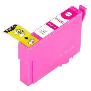 Cartouche Encre Compatible EPSON T126320 (T1263) - Magenta Haut Rendement