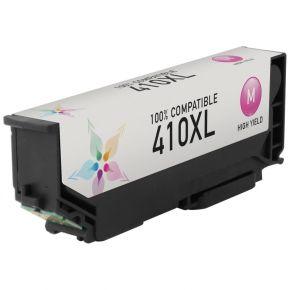 Cartouche d'encre Magenta Compatible Epson 410 XL (T410XL320) Haut Rendement