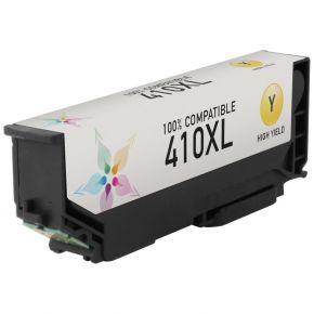 Cartouche d'encre Jaune Compatible Epson 410 XL (T410XL420)  Haut Rendement