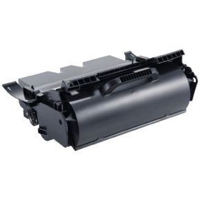 Cartouche Toner Laser Noir Réusinée Extra Haut Rendement pour Imprimante 5210n & 5310n