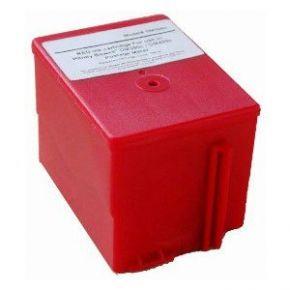 Cartouche d'encre Rouge Compatible pour Imprimante Pitney Bowes 765-9 Fluorescent pour Imprimante DM300C, DM400C, DM450C, 3C00, 4C00 & 5C00